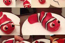 nemo il pesciolino rosso