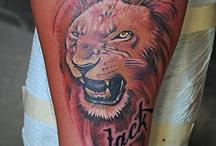 Tattoos and Piercings / by Anya Voetberg