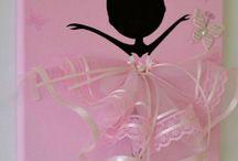 Princess-ballerina theme