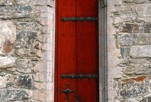 Knock, Knock, Who's There? / I'll take Door #3! / by Bits Of Whimsy