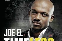 "Joe EL Releases ""TIMELESS"" album   Listen To ""No Yawa"""