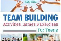 team building and fun activities