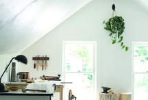 Dreamy office and studio spaces / by Amy Ellis