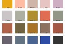 Color trends  / by Katia Camargo