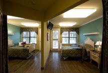 Senior Living Spaces / Skilled nursing, assisted living, memory care, and independent living facilities