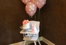 Zoë's first birthday / by Kimberly Haggard