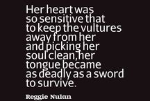 My favorite....Reggie Nulan