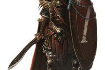 warrior ref