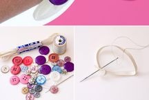 Craft ideas: buttons
