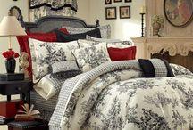 Bedrooms & Closets / by Debbie Battaglia