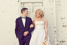 Weddings: Ranch Style / Ranch Theme Wedding Ideas / by Catie Ronquillo Wood