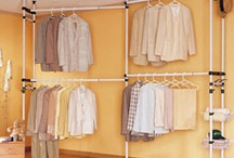 kelly's storage solutions / by Katie Rupp