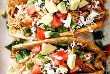 Recept Mexikanskt