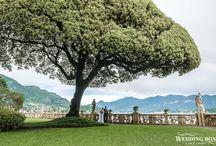 Beautiful Wedding Venues on Lake Como