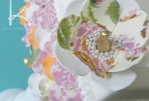 Kwiaty wafer paper