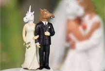 Bryllupskaketopper