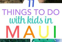 Hawaii / Ideas, reviews, articles, and tips for your next family vacation in Hawaii with kids.