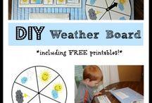Preschool/Weather