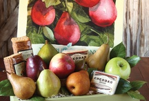Fruit and Cheese Gifts / by The Fruit Company