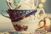 Pretties!! / Tea cups and tea pots