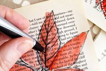 Book Crafts / Fun things to do with horrible books