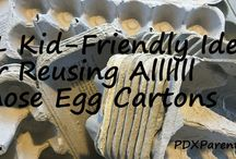 Craftiness / Craft ideas from local Portland artists perfect for your kids