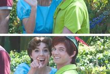 Disney world/cosplays / All Things Disneyland / by Catherine Baldwin