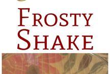 keto smoothie/shake