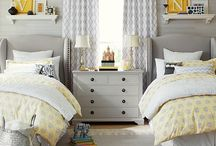 Kids Rooms / by Melissa Hawthorne