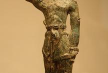 Minojská kultúra - Minoan - Kréta - Cyprus - Santorini