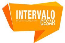 Intervalo CESAR - Bate-papo aberto ao público para disseminação de conhecimento