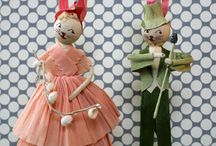 Easter & Bunnies / by Happy Go Lucky Creations
