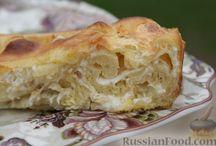 Рецепты выпечки сырной