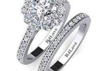 Romantic Bride  / by Unique Engagement Rings - Rings4love.com
