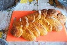 Pane / Tutti i tipi di pane lievitati e non