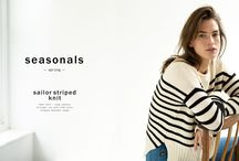 SEASONALS / by · ZARA ·
