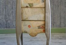 Dekorasyon mobilya / Mobilya yenilemeleri