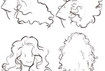 Hair references