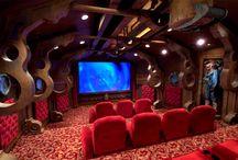 Home Theater / by Kim Perez Olivito
