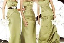 vestidos damas boda