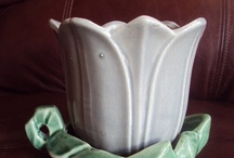 :COLLECTIONS- McCoy Pottery