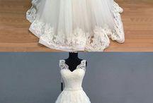 wedding dresses rompgedeeltes