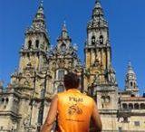 EL PEREGRINO / Fotos de mis caminos a Santiago, recuerdos y aventuras