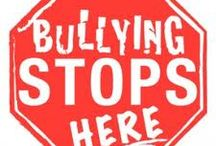 Stop bullying  / my child is a victim of bullying. nothing was ever done to stop it at school. ive gone the police on the matter but they can't do much when the parents of these bullies wont answer their doors or phones. I will stand for the silent bullying must stop! / by Under the Moon Paranormal Investigations