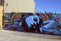 Street Art / by Vicki Edwards
