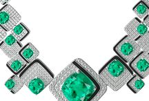 Emerald Fairy Jewellery Collection