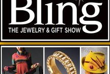 """Bling: The Jewelry & Gift Show / Bling: The Jewelry & Gift Show"""" features the work of more than 60 artists from across the country, showcasing jewelry, clothing and accessory wares. Nov. 18-20, 2016"""
