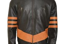 Leather Jackets for Man's