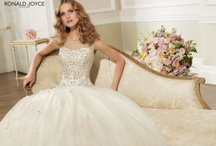 Fairytale bridal / Beautiful fairy tale gowns. Gorgeous tulle full skirted gowns. Stunning bead and crystal work.