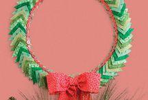 wreaths / by Bobbie Weaver